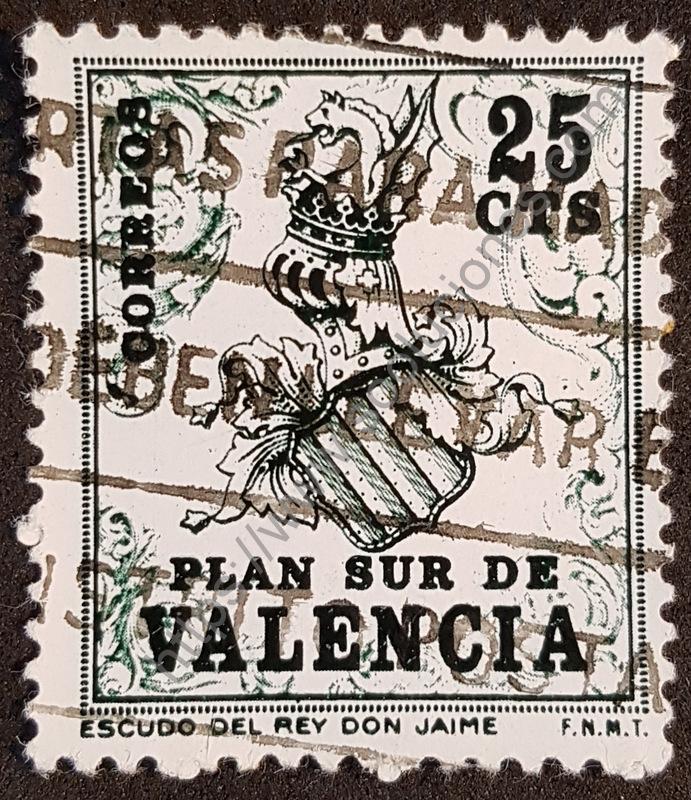 ello españa 1963 plan sur valencia