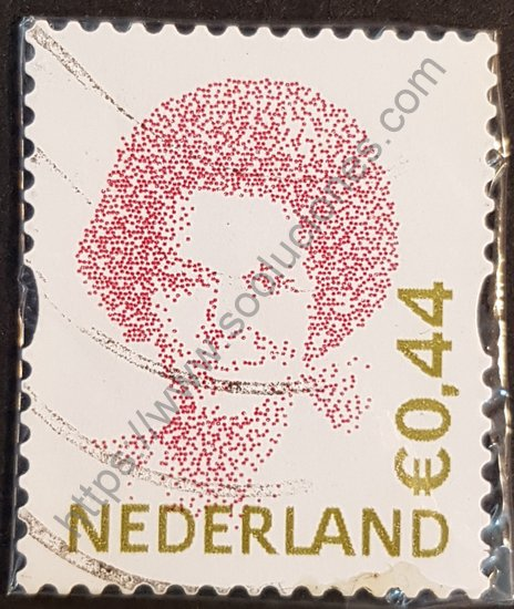 Sello: Holanda Reina Beatrix año 2006 valor 0,44€