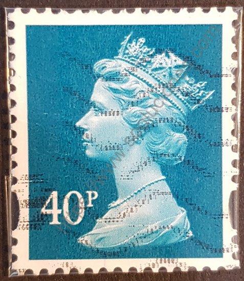 Reina Elizabeth II de Reino Unido, Estampilla del año 2004
