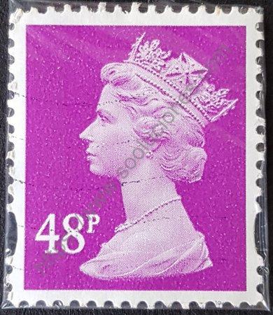 Estampilla de Reino Unido Elizabeth II año 2007