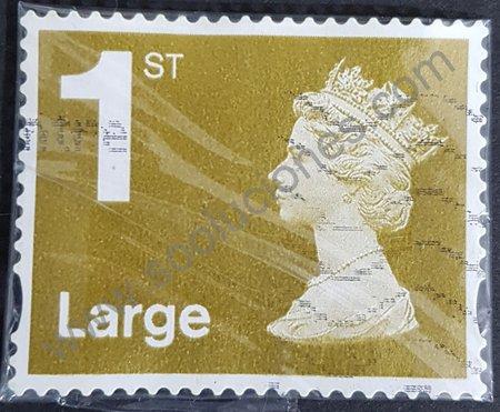 Estampilla de la reina Isabel II de Reino Unido 2006