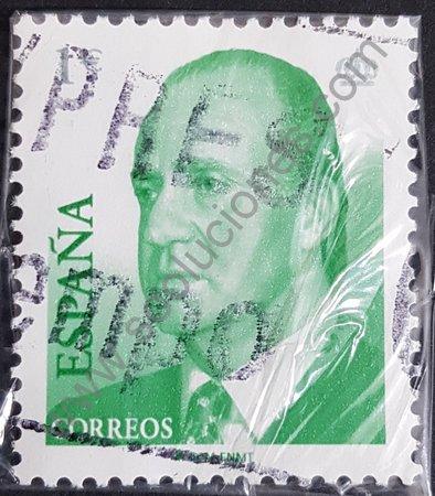 Sello: España 2002 Rey Juan Carlos I