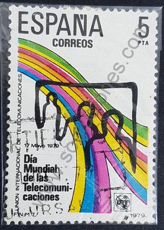 Día mundial de las Telecomunicaciones España 1979