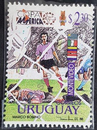 Sello de la copa América 1995 Uruguay