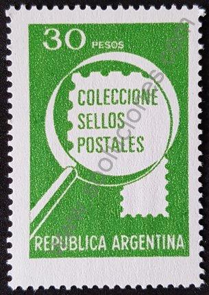 Sello Argentina 1979 Colecciones sellos postales