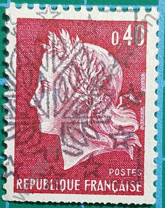 Marianne de Cheffer 1969 0,40