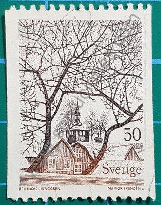 Sello de Trosa en Suecia año 1973