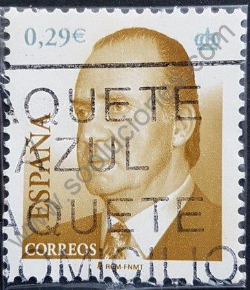 Sellos España 2006 Rey Juan Carlos I 0,29€
