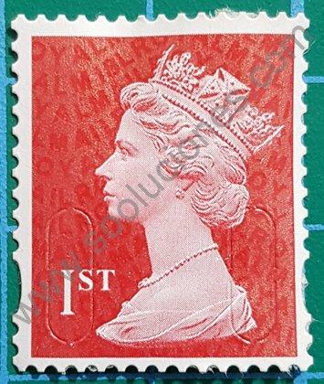 Sello Reino Unido 2018 Elizabeth II valor 1st