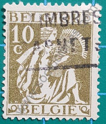 Sellos Bélgica 1932 Diosa Ceres 10c