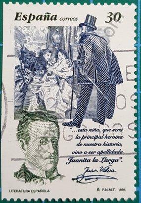 Juanita la larga de Juan Valera - España 1995