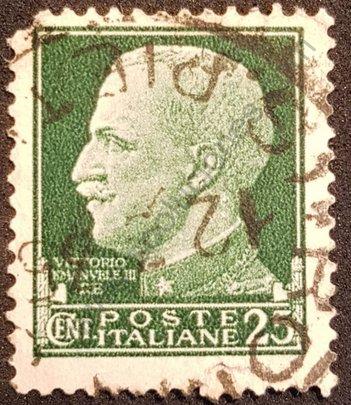 Sello Vittorio Emanuele III - Italia 1929