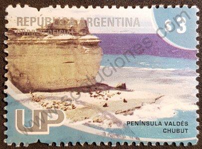 Sello Península Valdés - Argentina 2008