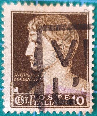 Sello Augusto el Grande - Italia 1929