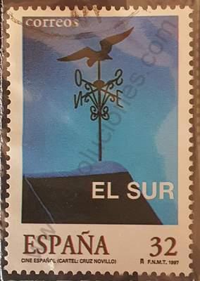 """Film """"El Sur"""" - Sello España 1997"""
