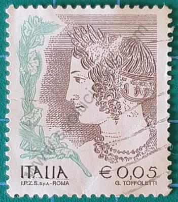 Joven Velca - Sello Italia 2004 €0,05