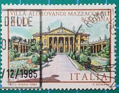Villa Aldrovandi Mazzacorati - Sello Italia 1985
