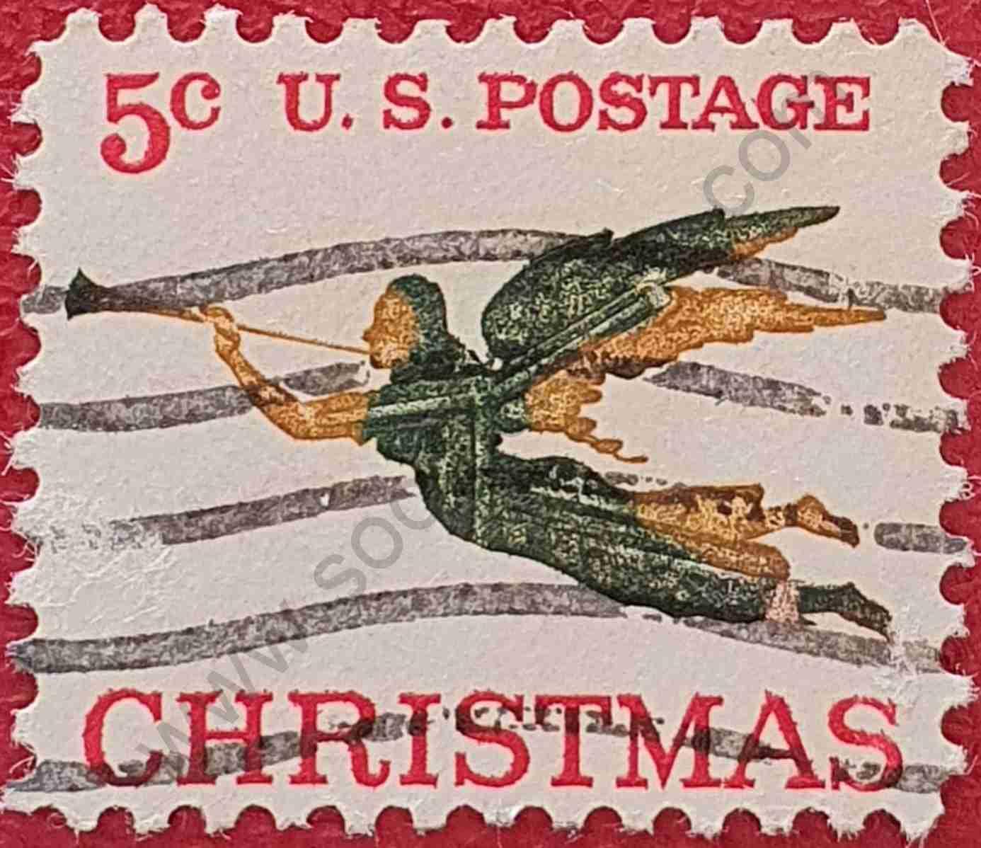 Sello Navidad 1965 - Estados Unidos 1965