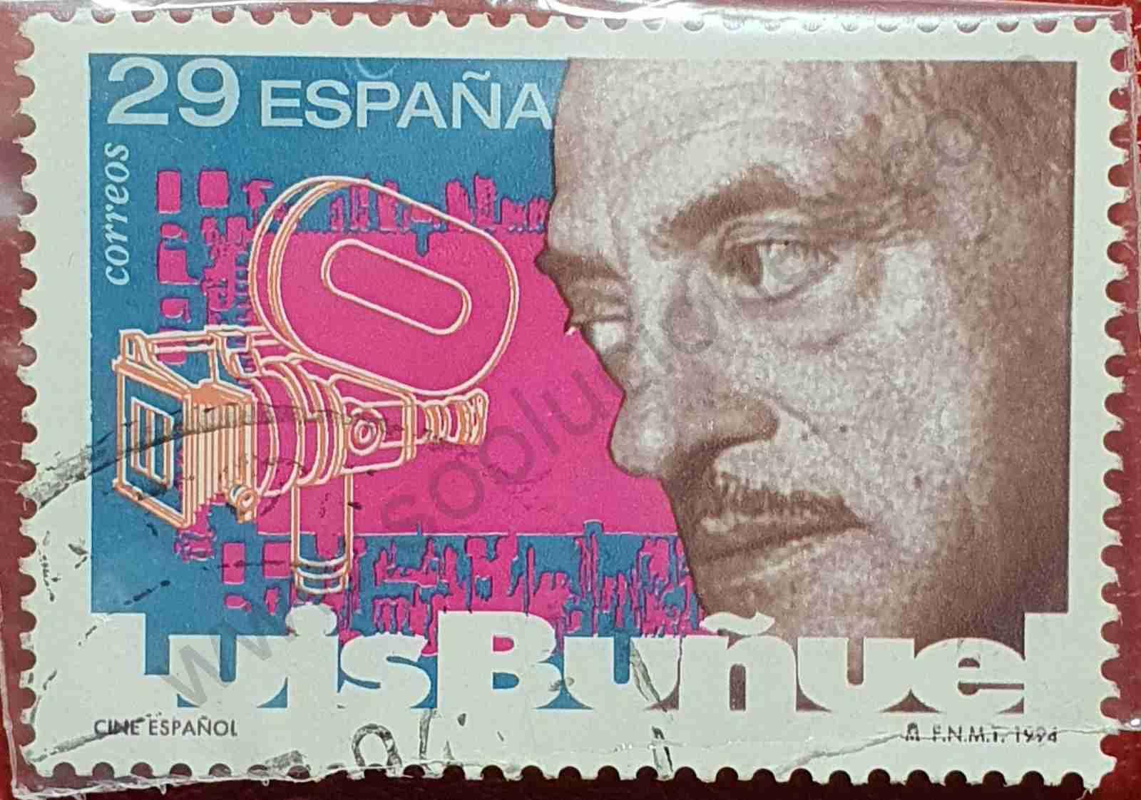 Luis Buñuel - Sello España