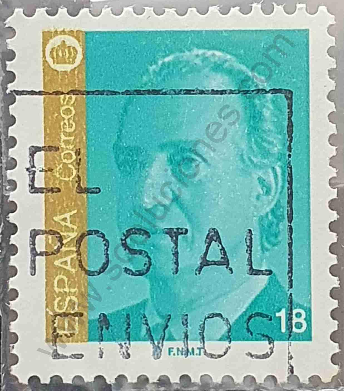 Rey Juan Carlos I - 1994 sello España