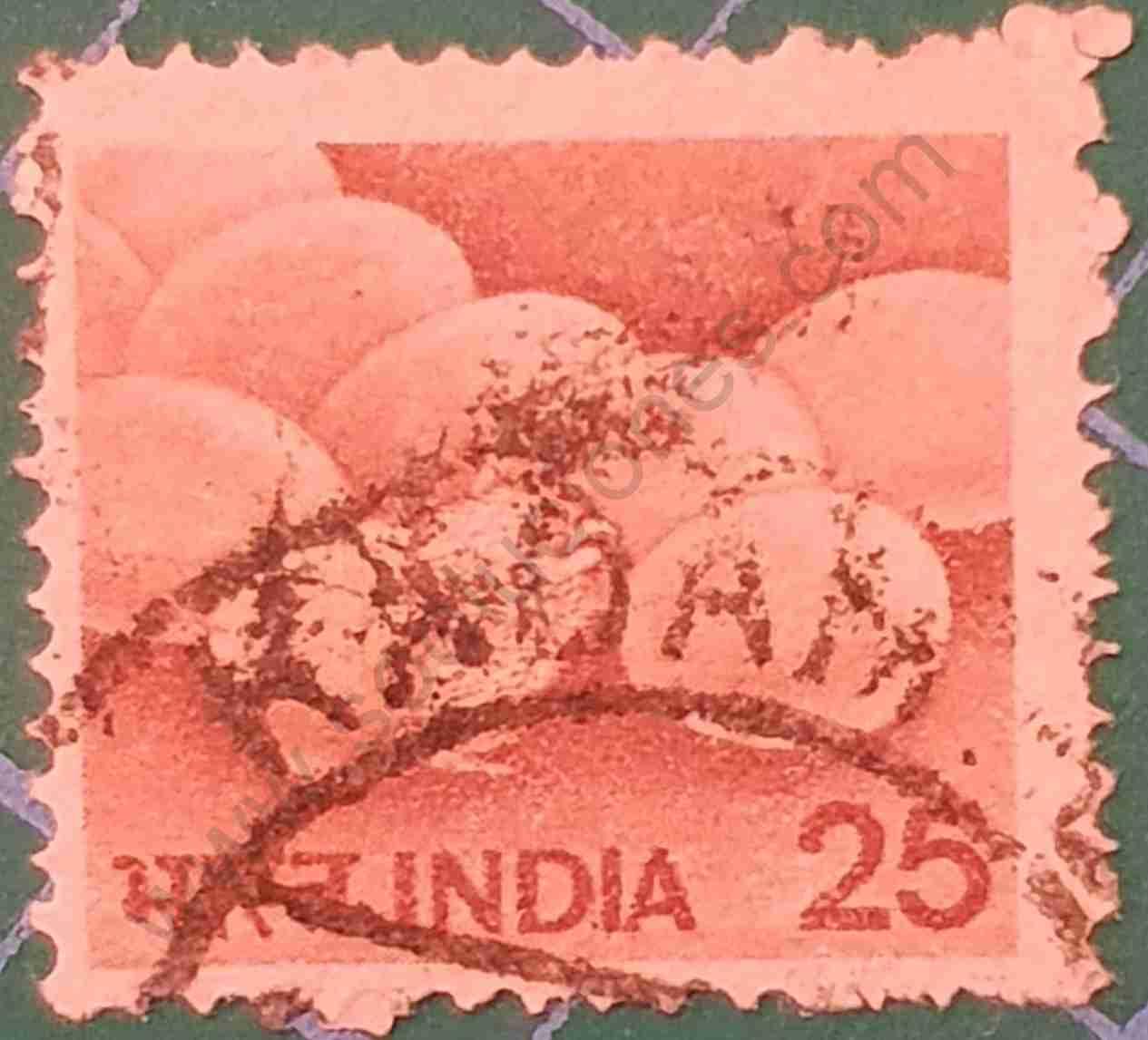 Pollos - Sello India 1979