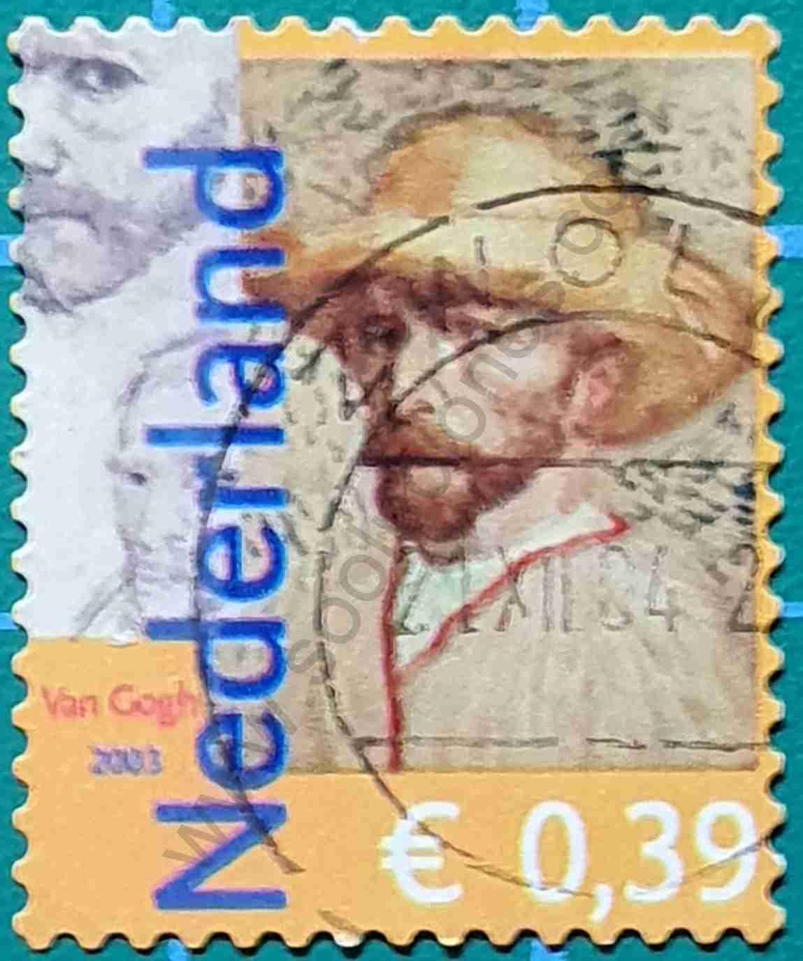 Vincent Van Gogh - Sello Países Bajos 2003